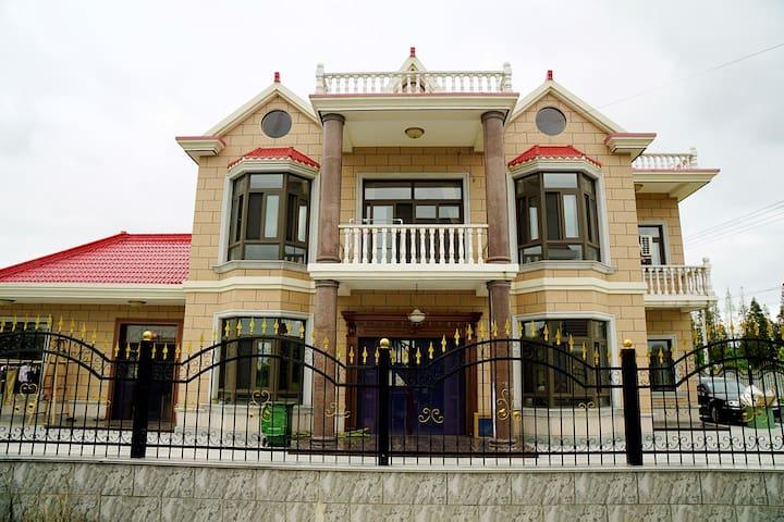 崇明独栋别墅出租,休闲吸氧好去处 - Shanghai - Haus