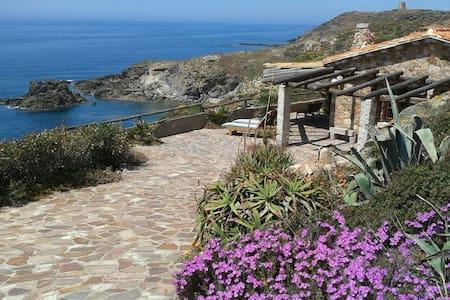 villa con bellissima vista sul mare - Torre dei Corsari - Villa