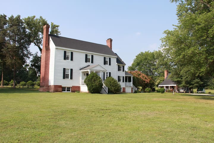 Historic Farm House - Circa 1823 - Jetersville - Maison