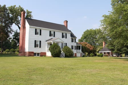 Historic Farm House - Circa 1823 - Jetersville - Casa