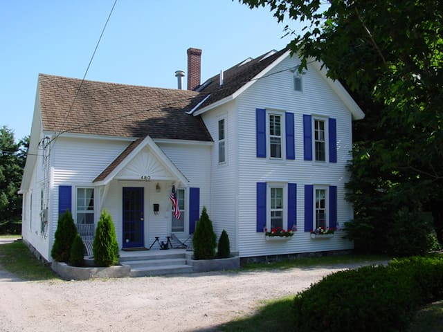 480 Main Street - Think SUMMER!!! - Harbor Springs - House
