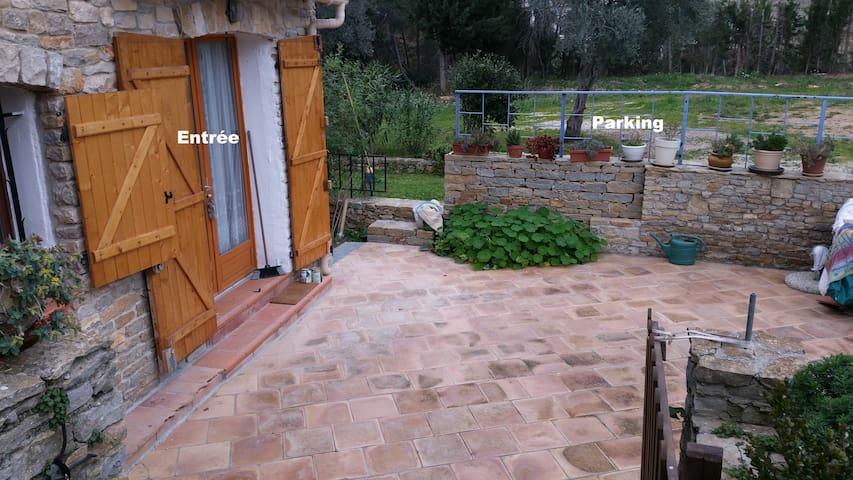 Bas de Villa - La Cadière-d'Azur - วิลล่า