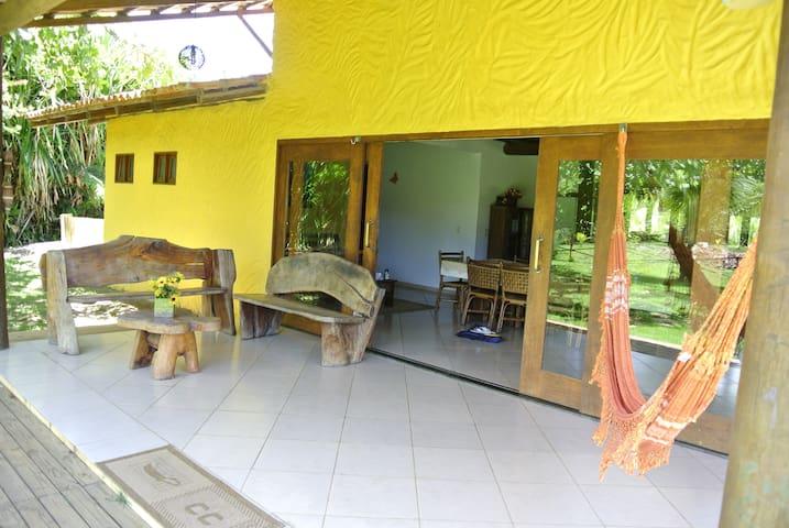 Casa de praia Bahia Ilhéus/Itacaré - Itacaré - Casa