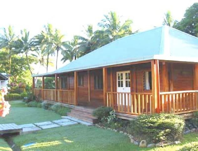 Your All Mahogany Villa w/ Pool  - Pacific Harbour - Haus