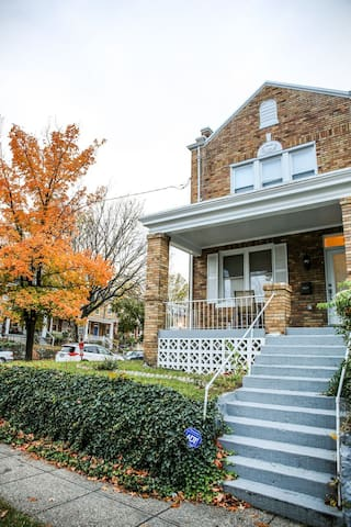 A perfect local vibe Garden Suite Brightwood Park