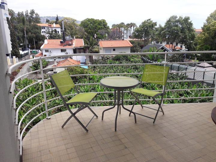 Sunny Funchal - Lido Apartment,  Madeira Island