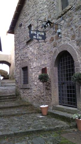 antica locanda del borgo - Bassano In Teverina - Inny