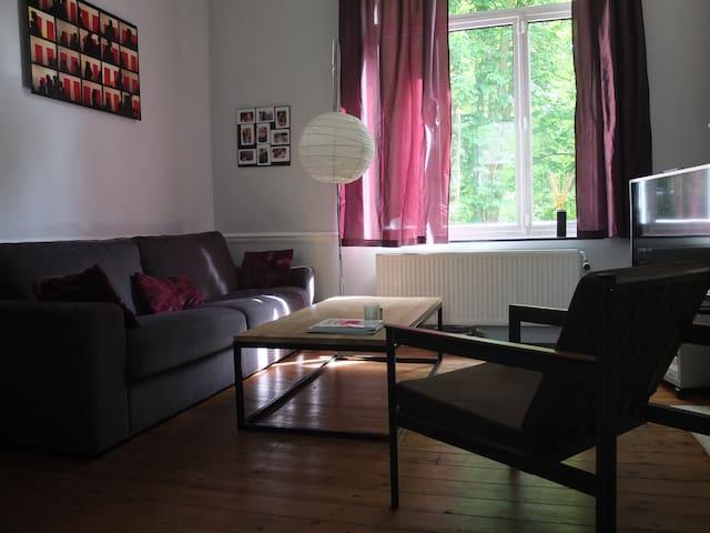 Belle maison familiale avec jardin - Uccle - House