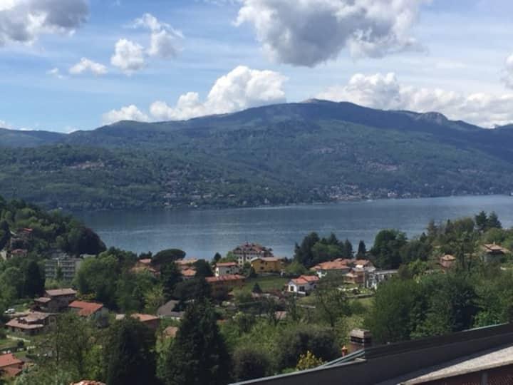 Lago Maggiore, house, swimming pool