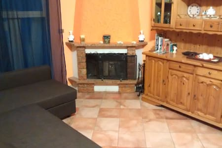 Large apartment near Taormina - Chianchitta-pallio - Apartamento