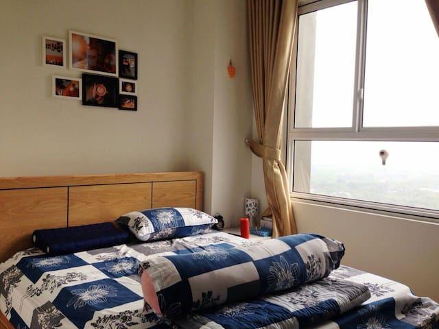 Little hommie. Safe & Sound. - Dist 2 - Apartamento