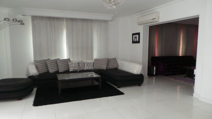 Luxury apartment  Almaza