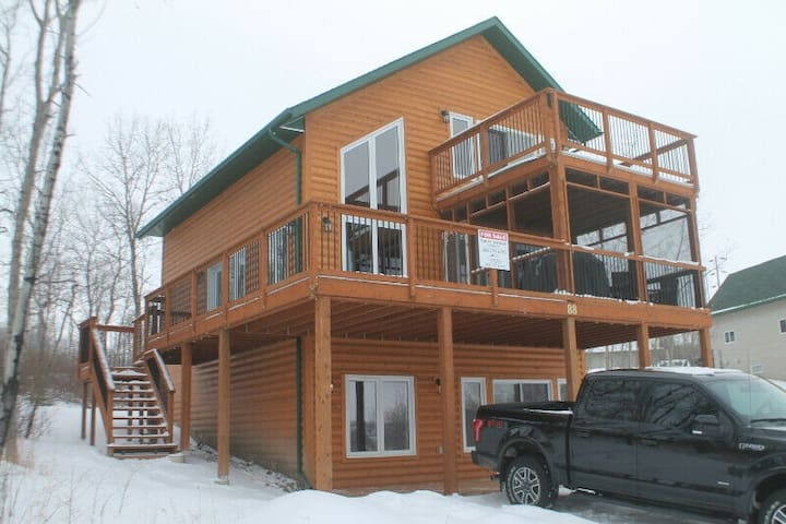 Family Cottage at Asessippi Ski Resort