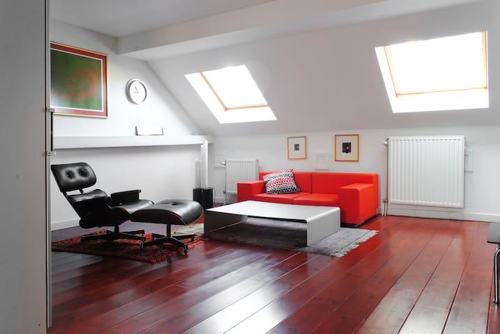 Spacious duplex - Bruxelles - House