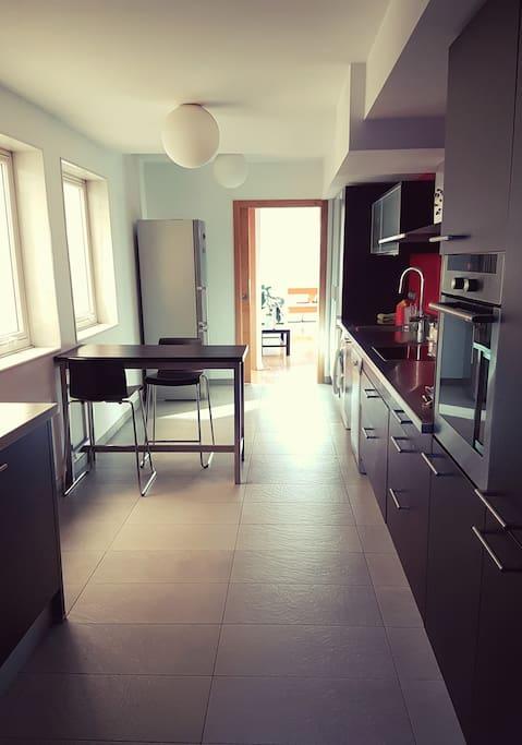 Cociña / Kitchen