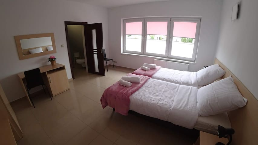 Apartament 2-os z opcją dostawki - Kozienice (nr5)