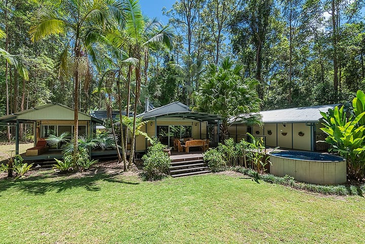 Noosa Rainforest Retreat