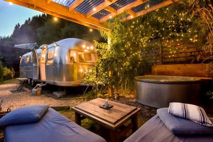 Stella is a Luxury Vintage Airstream