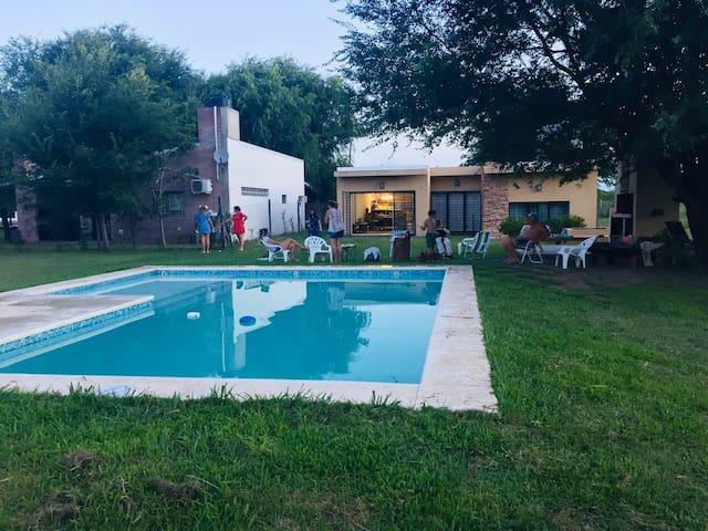 Casa Quinta Oliveros - Encontrá la Tranquilidad
