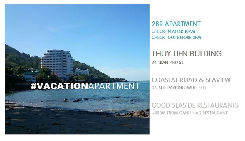#VACATIONapartment - Vung Tau - Wohnung