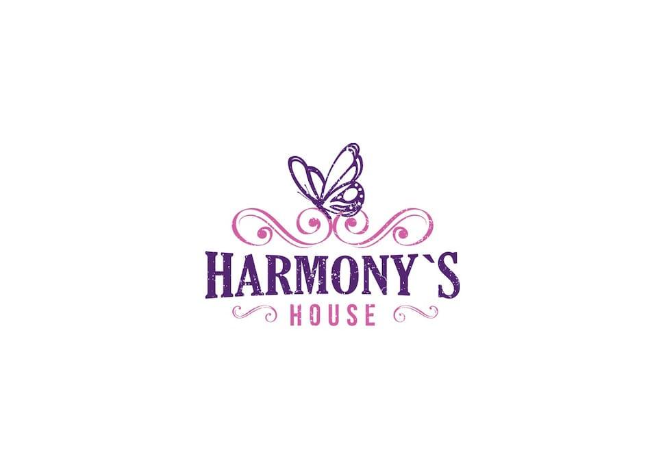 Harmony's House logo