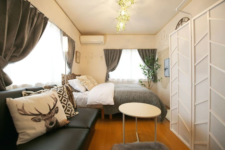 Popular Kawasaki Area! 9min Walk To Station! AS561