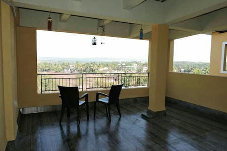 Studio Apartment with Terrace- For a peaceful stay