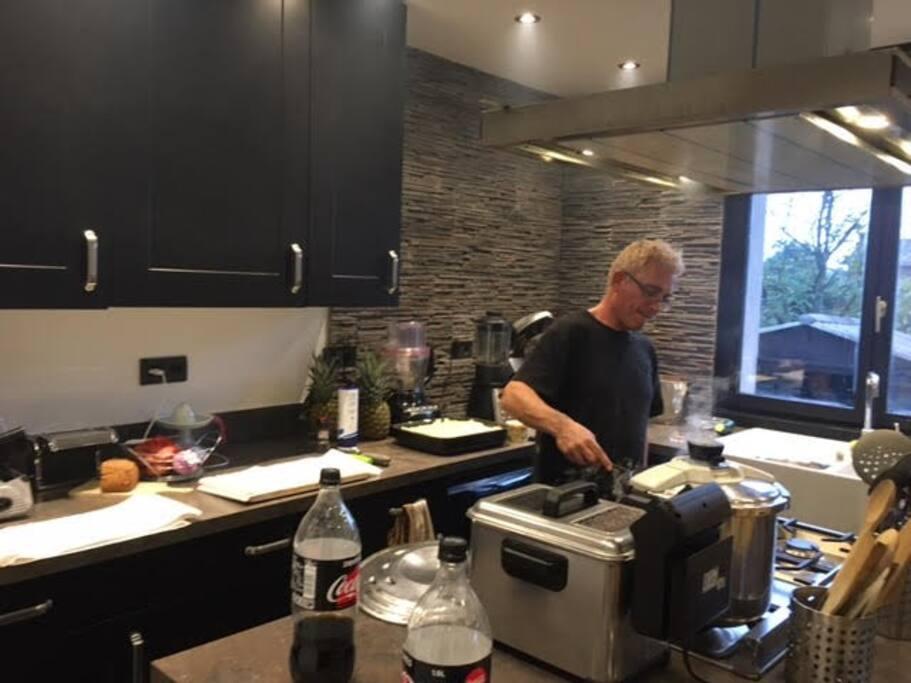 Cuisine où on aime cuisiner