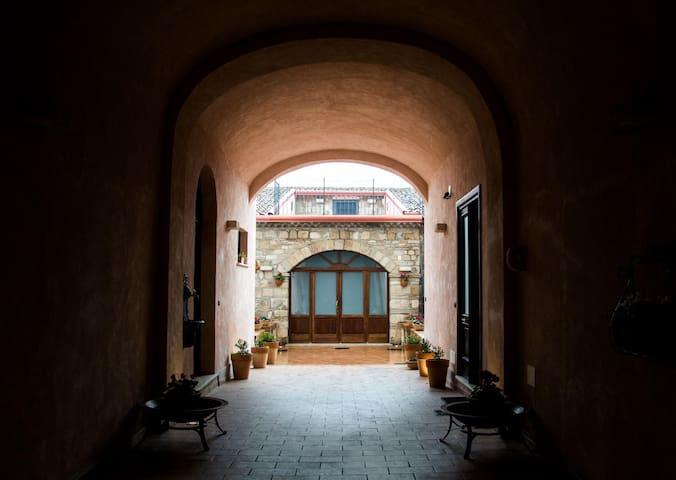 La Corte Sannita_Tramontana