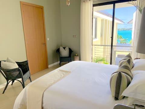The Bay Beach Villa,  Second Level Room
