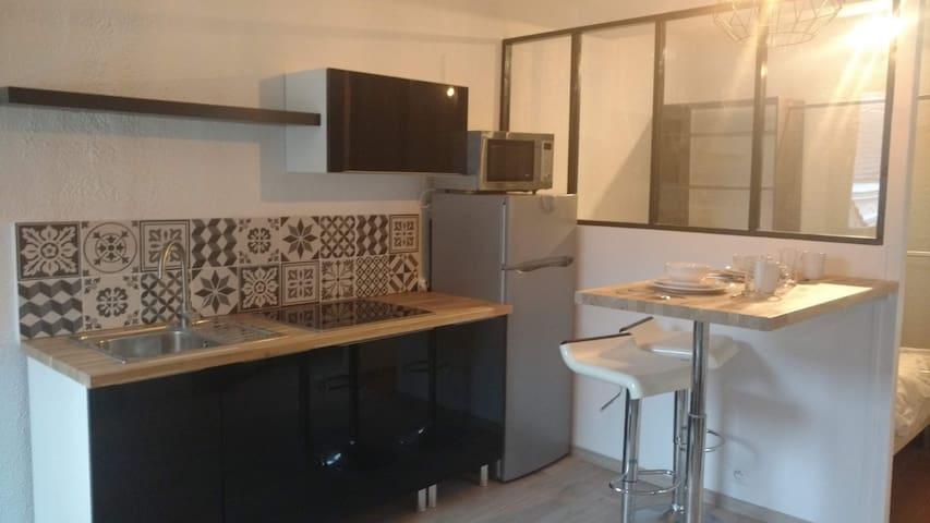 Romantique appartement centre de douai. 2