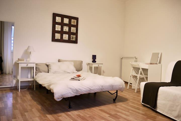 Appartamento nel verde - Trieste - Lägenhet