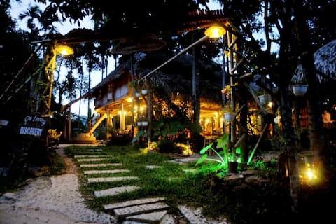 Pu Luong Discovery casa di palafitte tradizionale tailandese