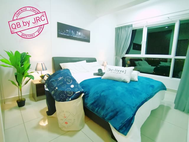 ❤️Seaview Suite near Queensbay|FTZ|SPICE|Airport