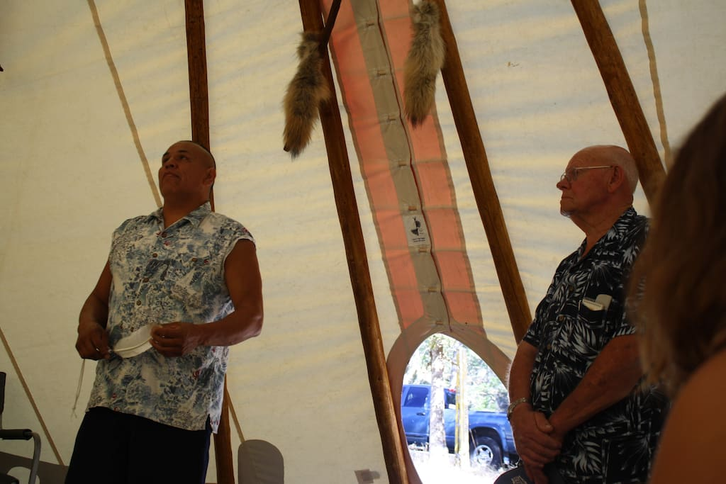 Blessing of the TiPi's