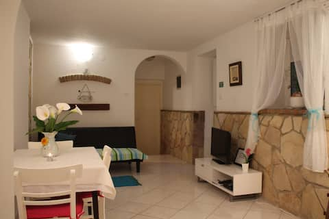 Apartment in center with terrace 1- FREE PARKING