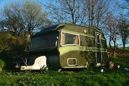 Vintage Safari Caravan - Cemmaes Road - Bot