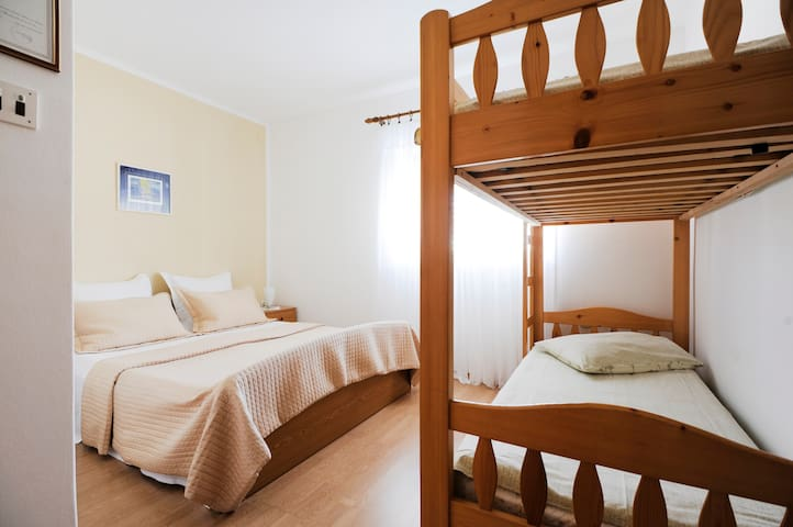 Apartment 60 meters from Beach (No.3)