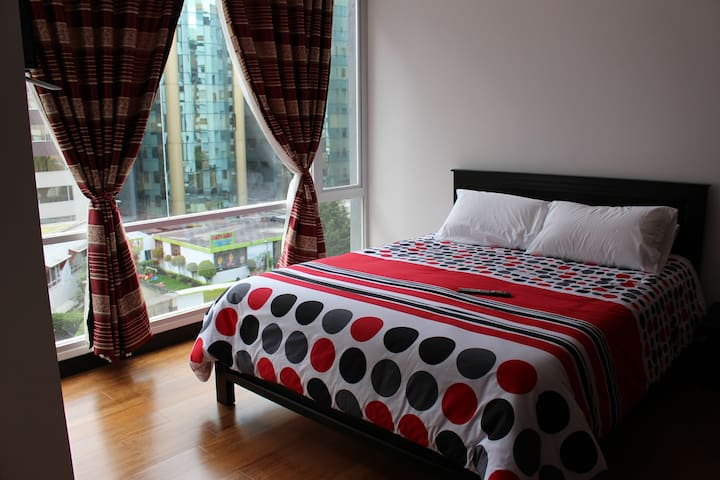 Comfy Suite located in Central-North of Quito