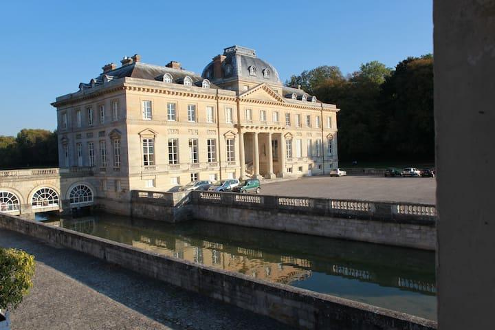 Magnifique Château du Marais ***** - Le Val-Saint-Germain - Apartment