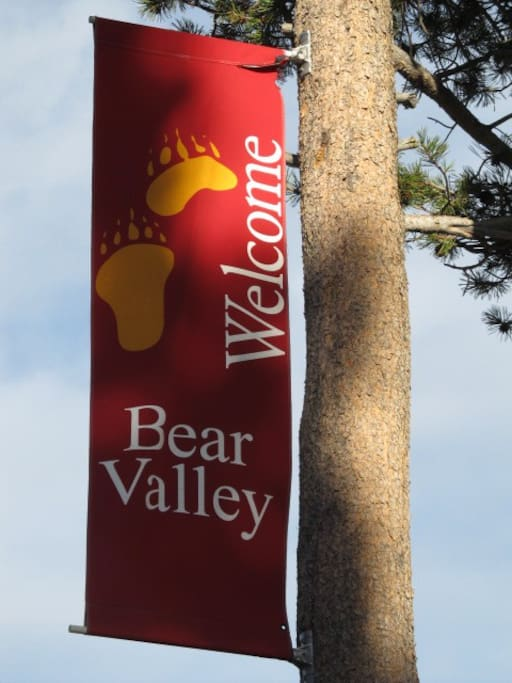 Welcome to Bear Valley Village