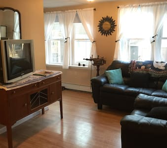Apartment A, High Street Guesthouse - Jim Thorpe