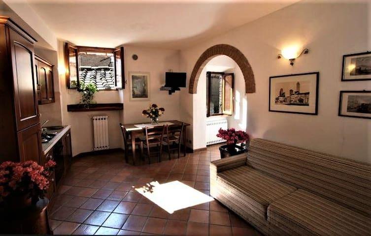 Torre Nomipesciolini - Appartamenti
