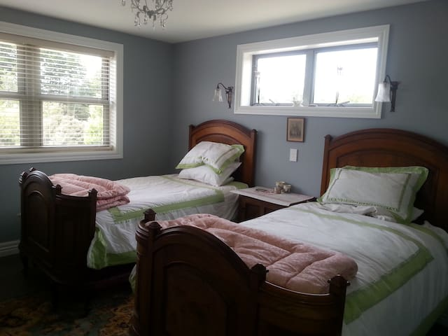 Hikuwai B&B, Albert Town Wanaka - Albert Town - Bed & Breakfast