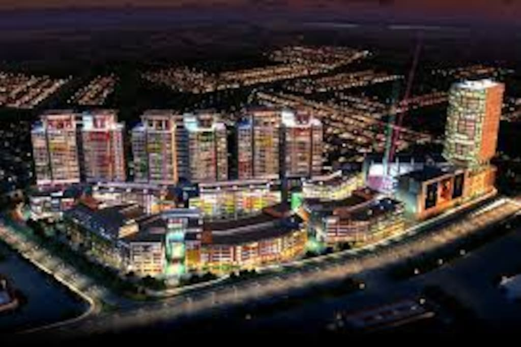 For Business and Pleasure Setiawalk Puchong
