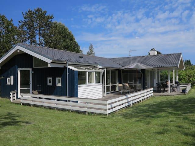 Luksussommerhus med spa og sauna - Dronningmølle - Hus