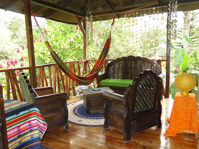 Suite in a rain cloud forest MINDO - Mindo - Apartmen