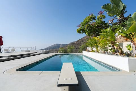 Malibu Modern 1 bedroom Pool House