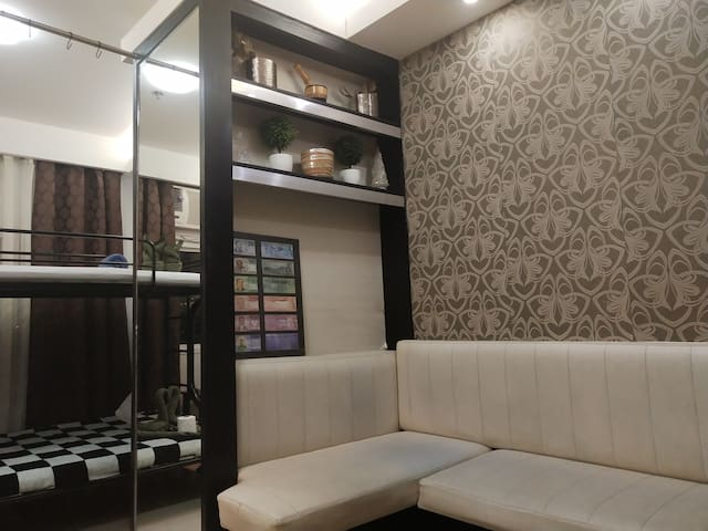 Studio for 5pax near  to SM city mall