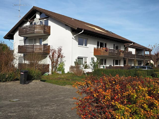 Beautiful 2 room flat in nice place - Büsingen am Hochrhein - アパート